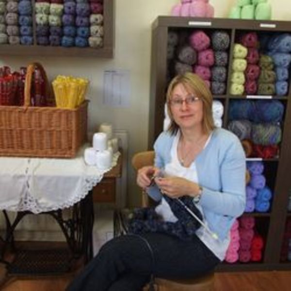 joanne whitehead: sock workshop