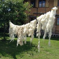 drying fleece