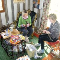 knitting and nattering