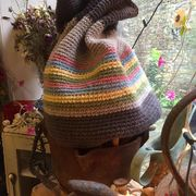 crochet drawstring bag workshop february 2016