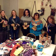 textile taxidermy workshop