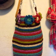 crochet bag march workshop 2017