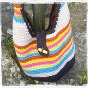 crochet slouch bag