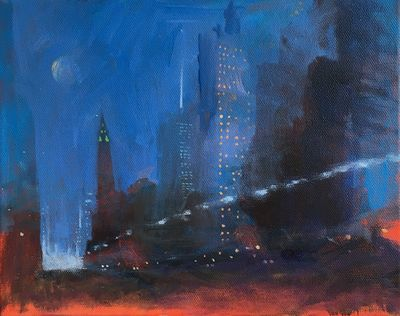 The Empire State, Moonlight