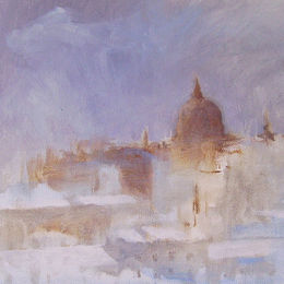 After Snowfall, St Pauls