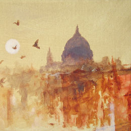 Evening Light, St Pauls II