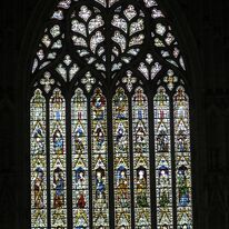 West Window, York Minster