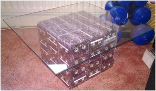 Cassette Table