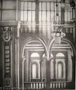 Gothic Interior, Glasgow
