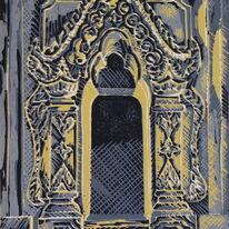 Temple Door No 1, Bagan