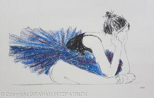 Resting Dancer 2