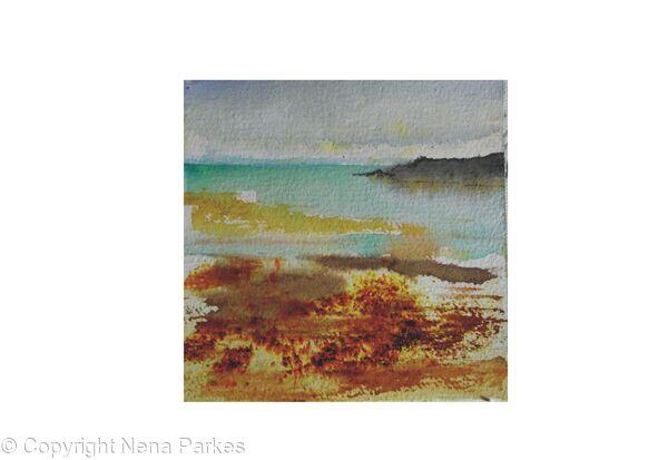 Watercolour Sea 4
