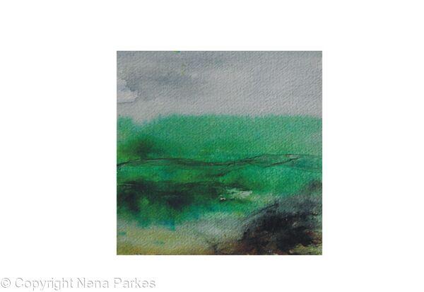 Watercolour Sea 6