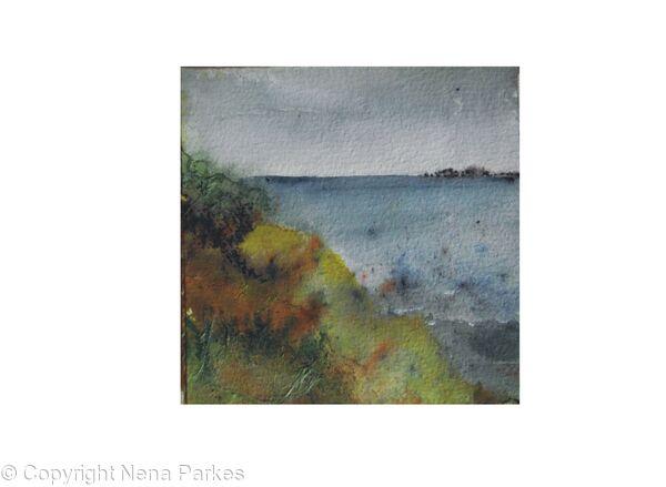 Watercolour Sea 9