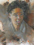 Ruby - portrait study