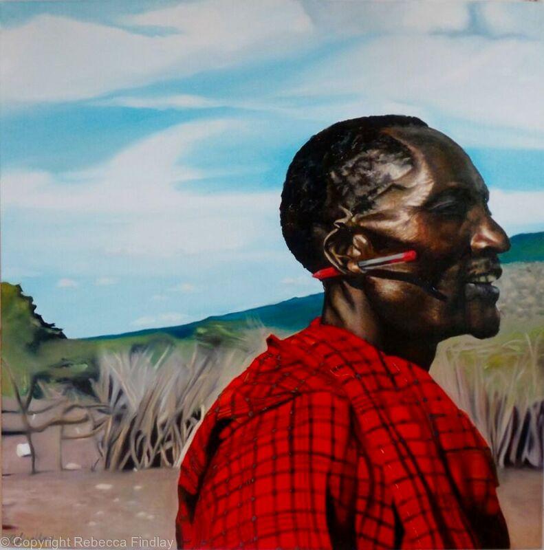 Masai Chief (2014)