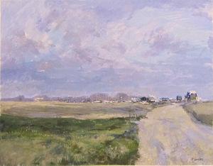 View Towards Aldburgh