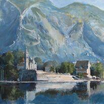 Church Near Kotor