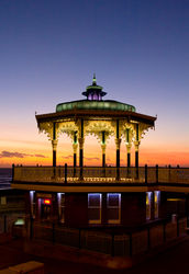 Bandstand Afterglow
