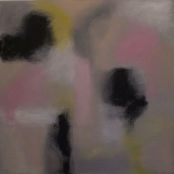 untitled pink, grey and yellow #2