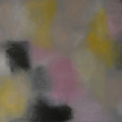 untitled pink, grey and yellow #1