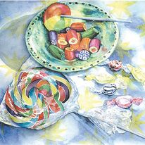Party Sweets by Penny Hopkins