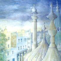 Royal Pavilion by Penny Hopkins