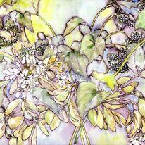 Summer Shrubs by Penny hopkins