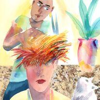 Bad Hair Day by Nick Orsborn RI