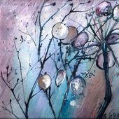 Seed Heads by Sonya Tatham