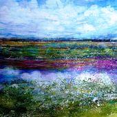 Cloud Reflections-Cuckmere Haven