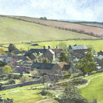 View of Norton, Sussex