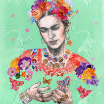 'Homage to Frida'