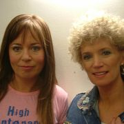 KATH AND KIM IDENT RED BEE