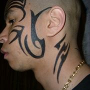HEARTLESS GANGSTER TATTOO