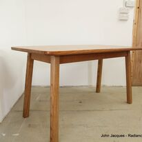 English Oak Dining Table