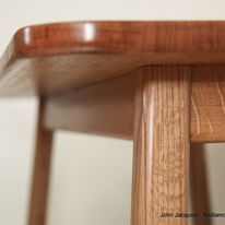 English Oak Dining Table