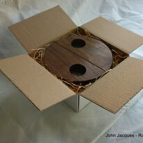 Barbara Hepworth Inspired Tea Light Holders