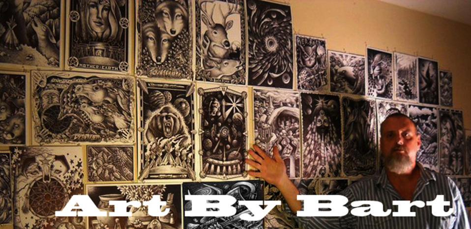 Bart Eason..The Art By Bart.com