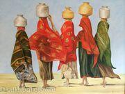 Village Girls Rajasthan