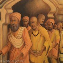 Sadhus - Indian Holy Men