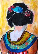 A geisha touch