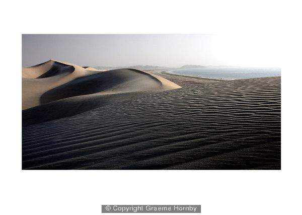 Coastal Dunes, Oman