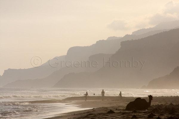Beachlife, Dhofar, S.Oman