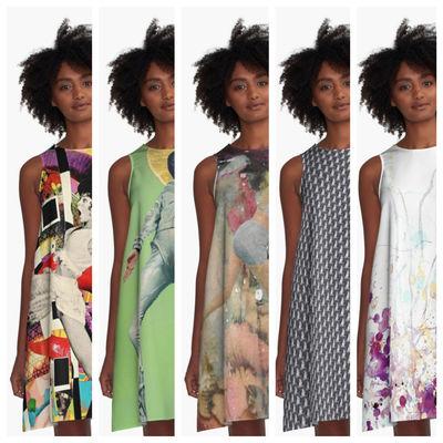 A Line Dresses