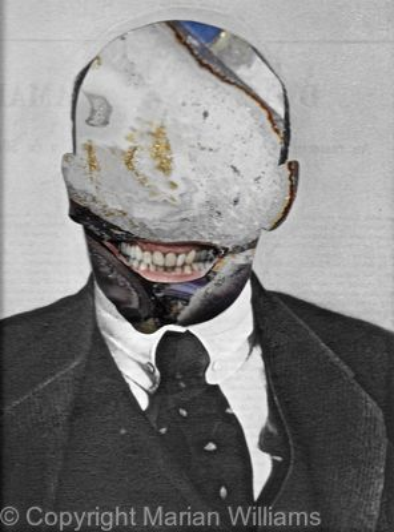 Stony-Faced: The Theorist