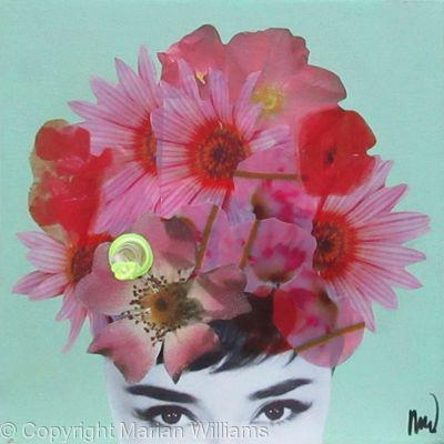 Audrey in Summer, Pink