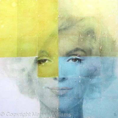 Compositions in Yellow and Blue 2