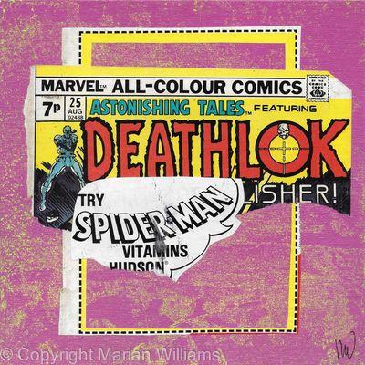 Marvel Mix 8