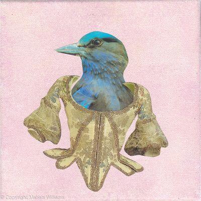 Caged Bird 2
